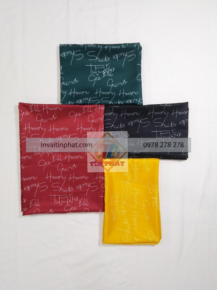 các loại vải suýt